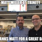 Our Diamond Jubilee Episode and Matt Miller all here on TTIT 075