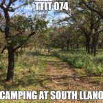 Trucks, Camping, Altar Calls and Great Books all on TTIT 074