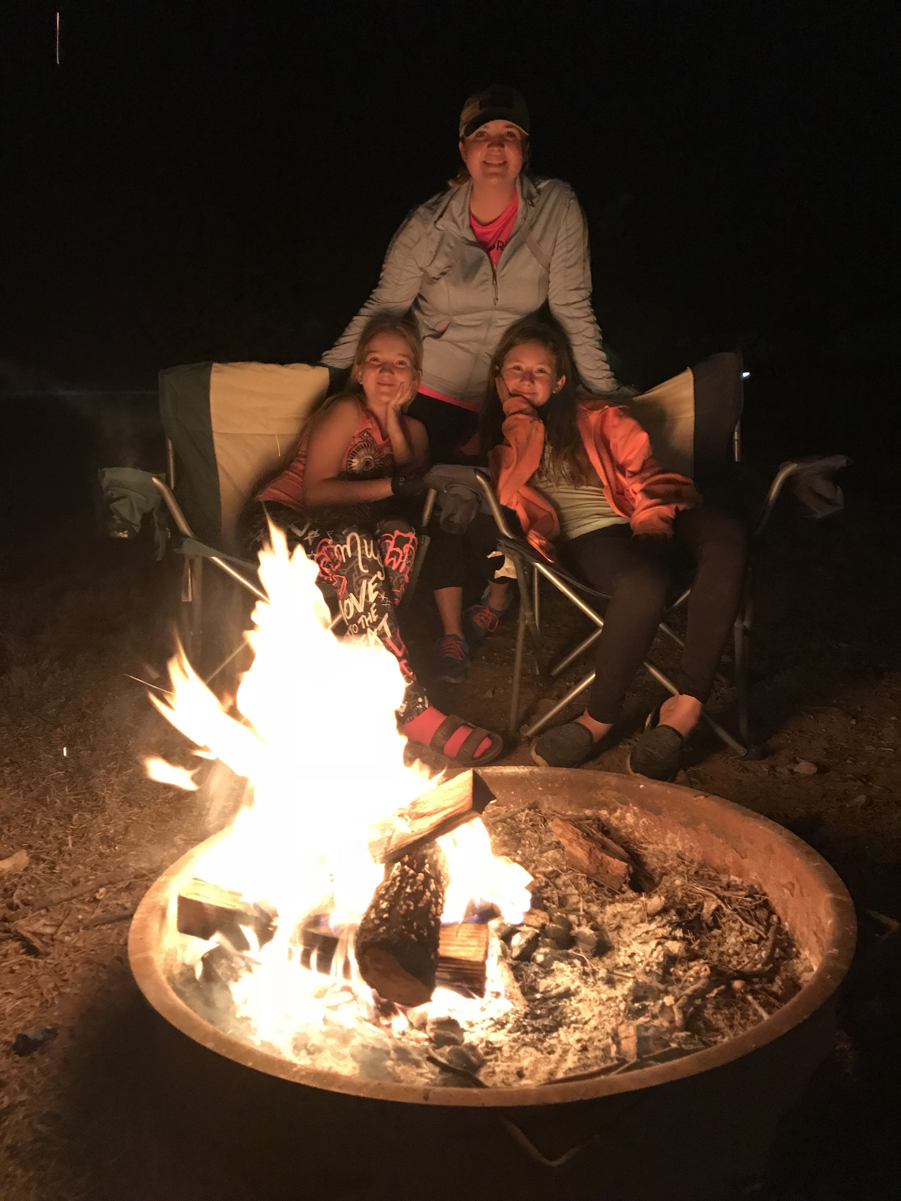 Are Teacher Awards Good?, We Did Some Camping, Stone the